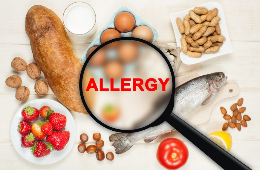 Why Food Allergies Are On The Rise And What Can You Do About It?