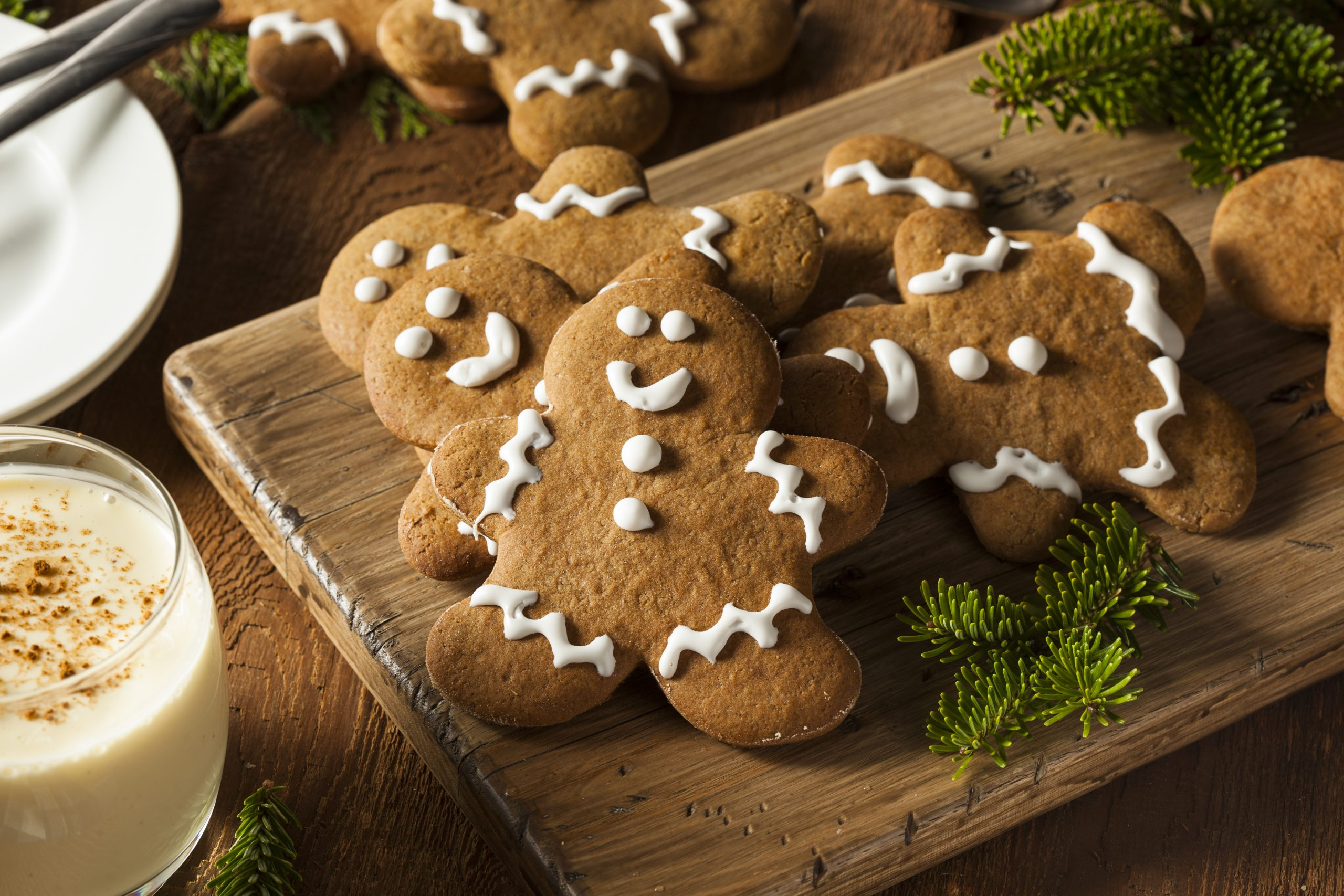 Paleo Gingerbread Cookie Recipes