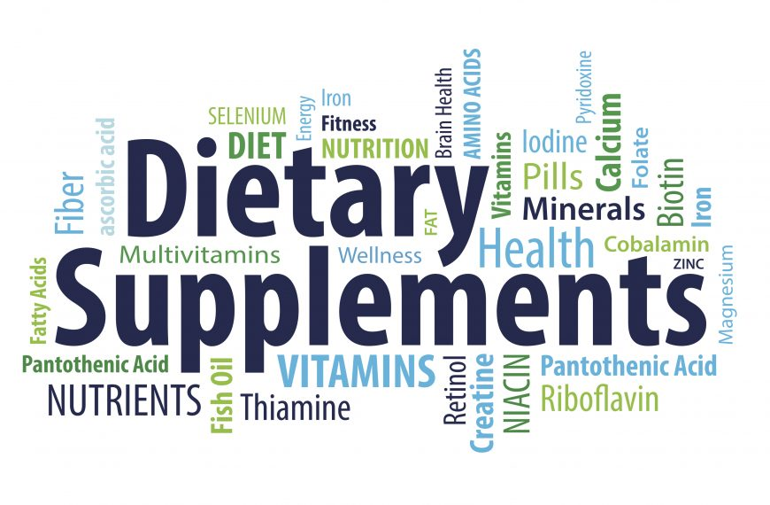 10 Reasons Why YOU Might Need To Be Taking A Supplement