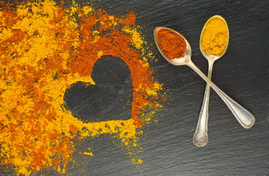 Spice Up Your Diet For Cardiovascular Health