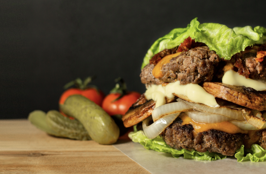 Done Right – Burgers Can Be The Perfect Food