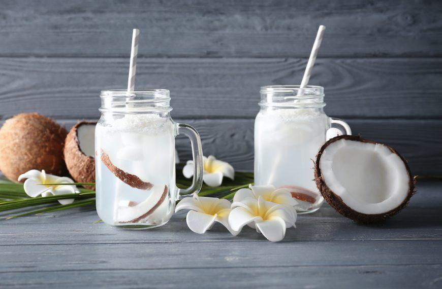 18 Top Health Benefits Of Coconut Water