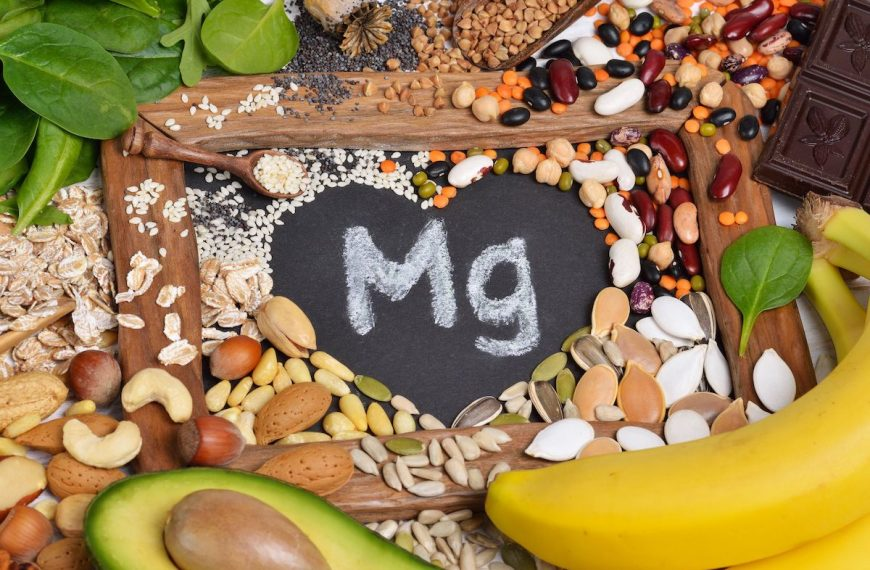 Magnesium: 10 Science Backed Health Benefits